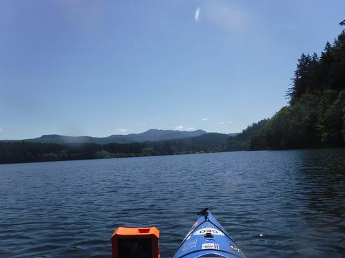 Paddling Lake Padden-032