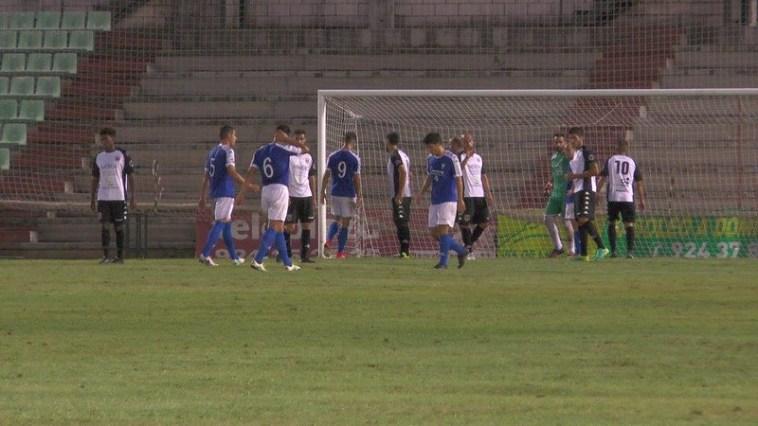 Mérida AD 2-1 San Fernando CD