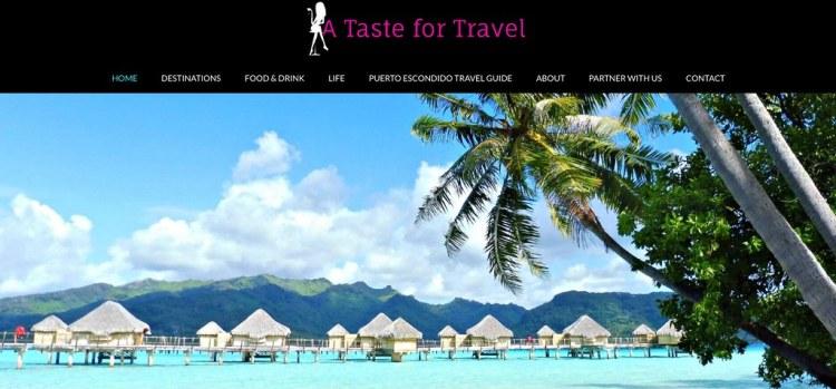 #travel #blog A Taste For Travel