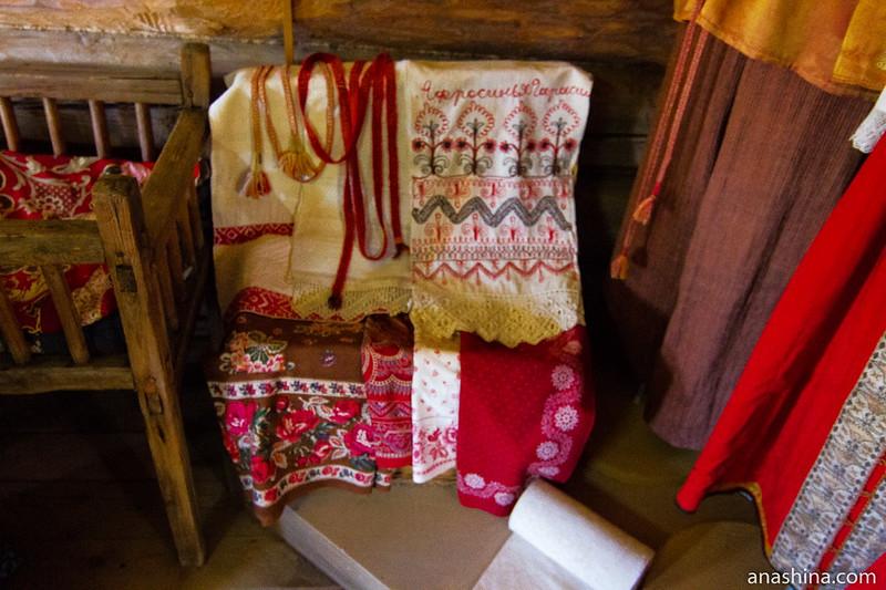 Приданное, Музей деревянного зодчества, Суздаль