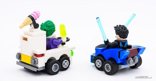 LEGO 76093 DC Comics Mighty Micros Nightwing vs The Joker