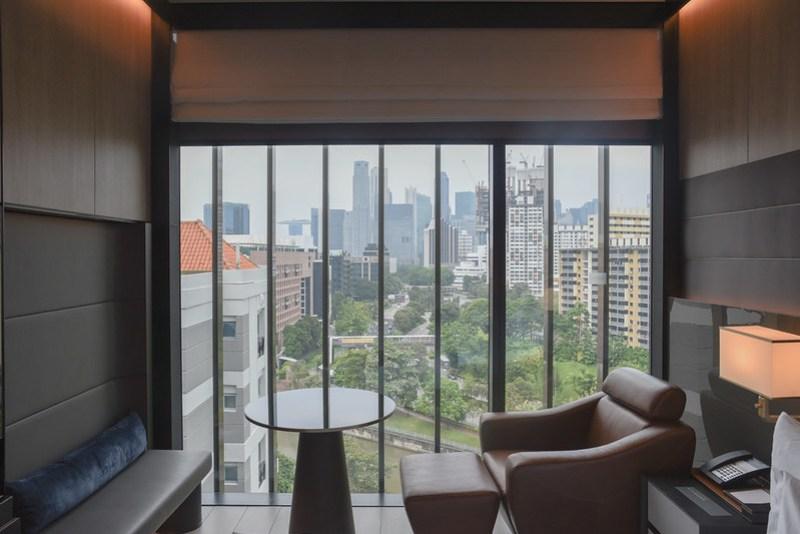 room at intercontinental singapore robertson quay
