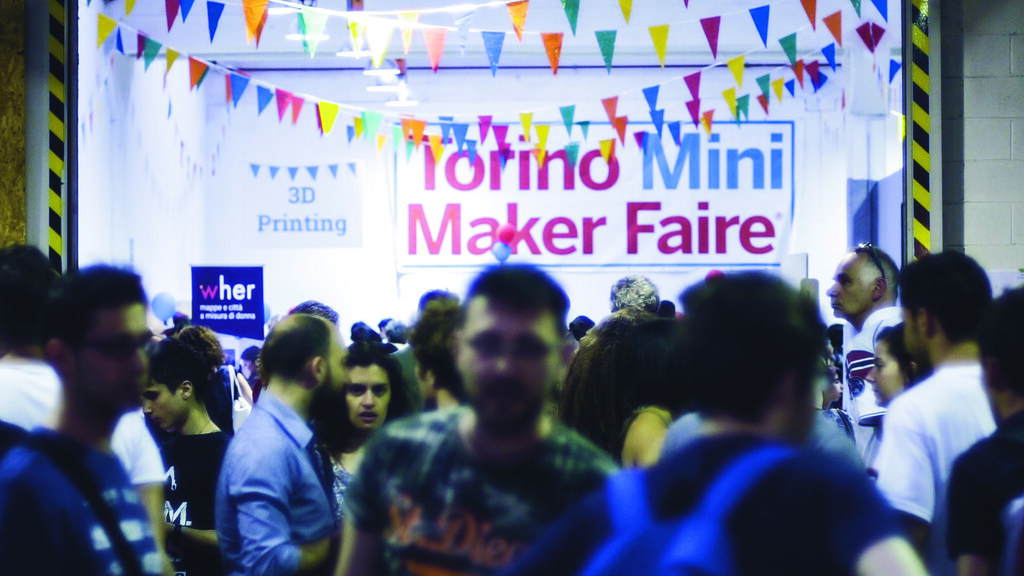 Torino Mini Maker Faire 2018