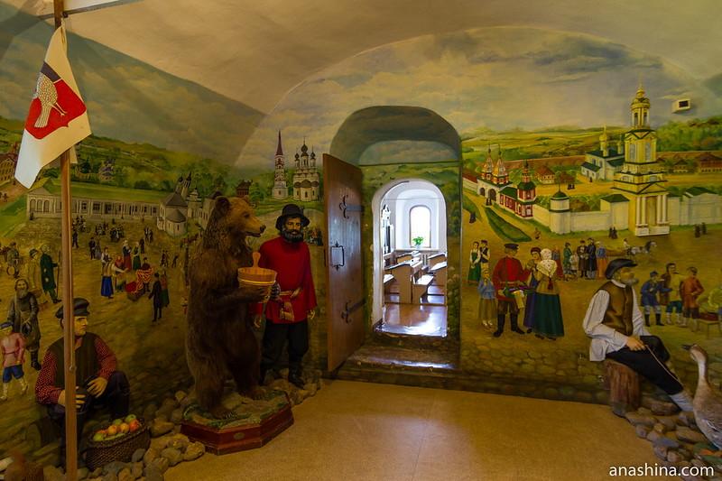 "Детский музейный центр ""Суздаль 100 лет назад"""