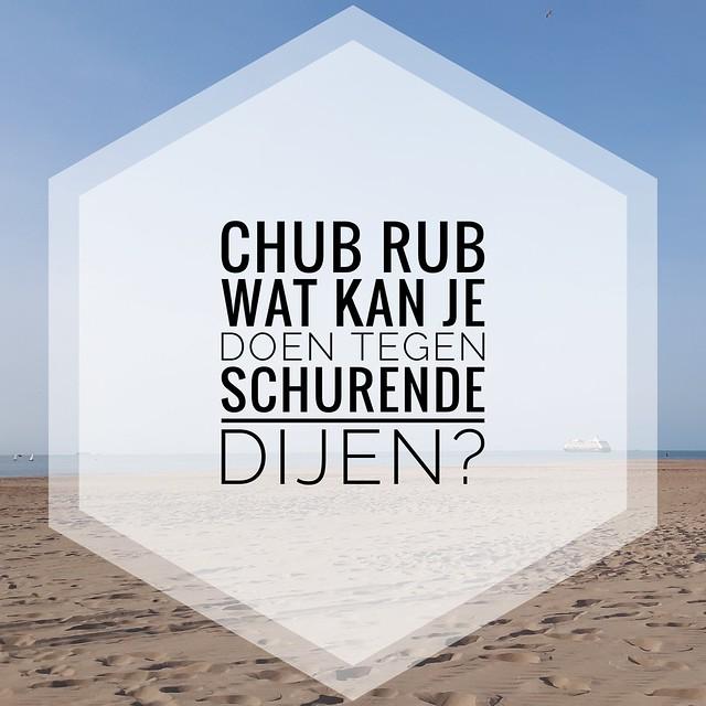 chub rub - schurende dijen