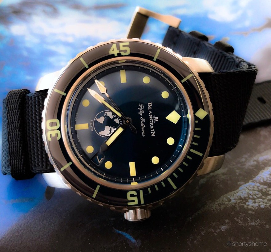 Blancpain Fifty Fathoms Ocean Commitment III