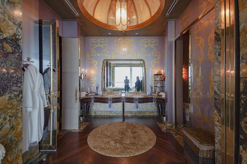 bathroom - st. regis singapore presidential suite