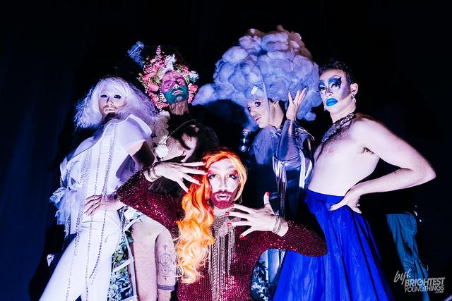 Earth WInd Glitter Fire Pride Party BYT-3680