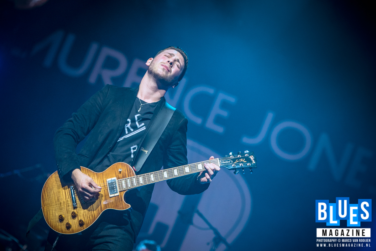 Laurence Jones @ Holland International Blues Festival 2018 Grolloo