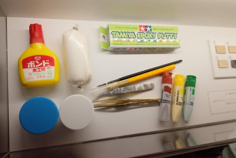 How to make miniature Sushi 01