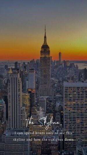 Reasons Why I Love NYC
