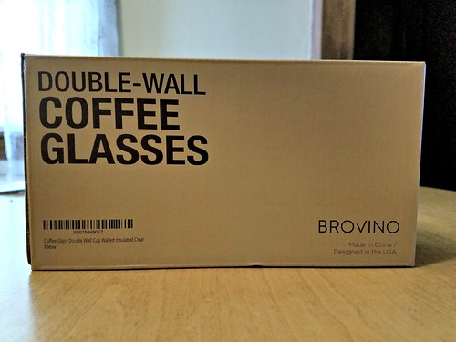 Large Double Wall Glass Coffee Mugs Review