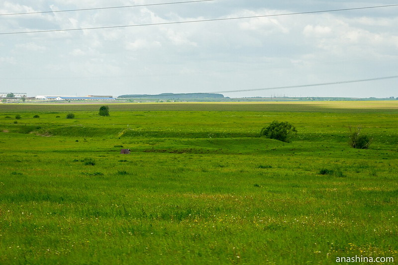 Бескрайнее поле, Суздаль