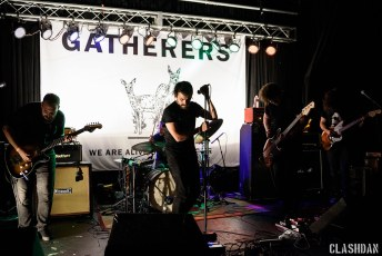 Gatherers @ Cats Cradle Back Room in Carrboro NC on June 11th 2018