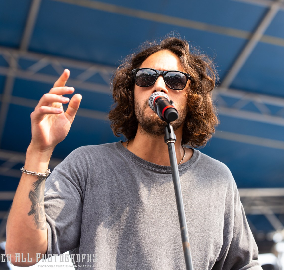 Allan Rayman - Bunbury Music Festival 2018 - 6/2/18 - Cincinnati Ohio