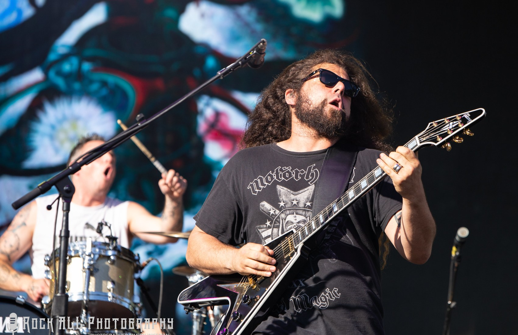 COHEED AND CAMBRIA - Bunbury Music Festival 2018 - 6/2/18 - Cincinnati Ohio
