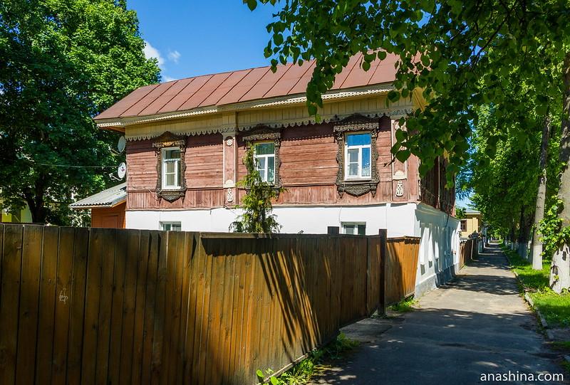 Дом по улице Ленина, Суздаль