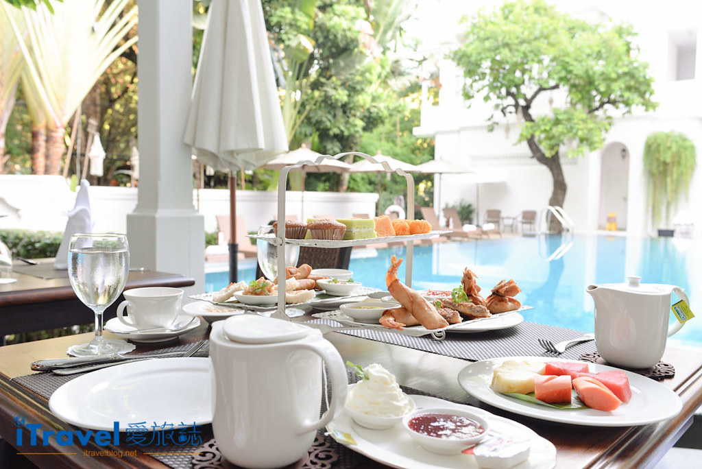 清邁下午茶推薦 平中良精品酒店(Ping Nakara Boutique Hotel and Spa) (1)