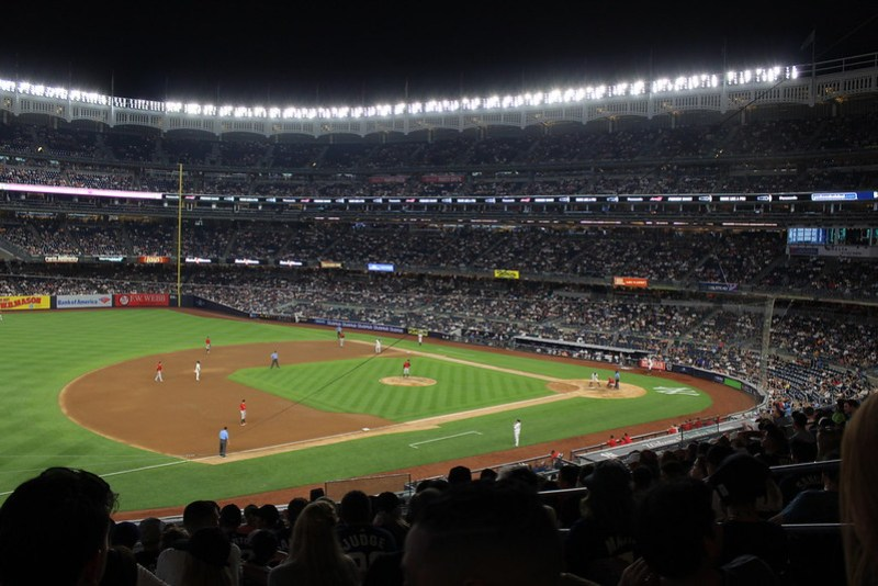 2018.05.26 Yankees vs. Angels