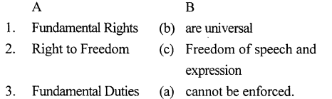 ICSE Solutions for Class 7 History and Civics - Fundamental Rights and Duties-25