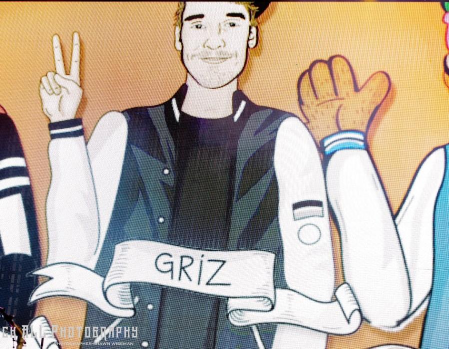 GRIZ - Bunbury Music Festival 2018 - 6/2/18 - Cincinnati Ohio