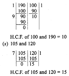 RD Sharma Class 10 Solutions Chapter 1 Real Numbers Ex 1.2