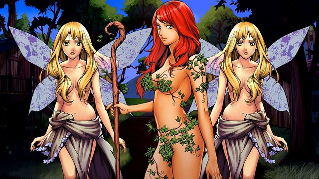 Loren L'Amazone Princesse - Poison Ivy