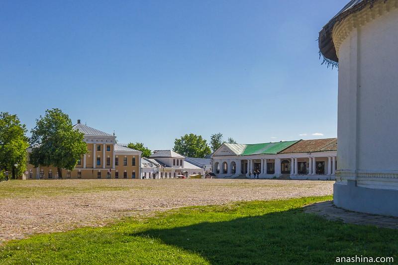 Торговая площадь, Суздаль
