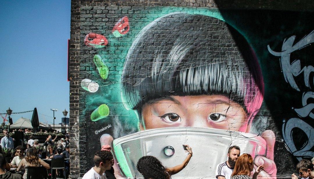 Londra street art
