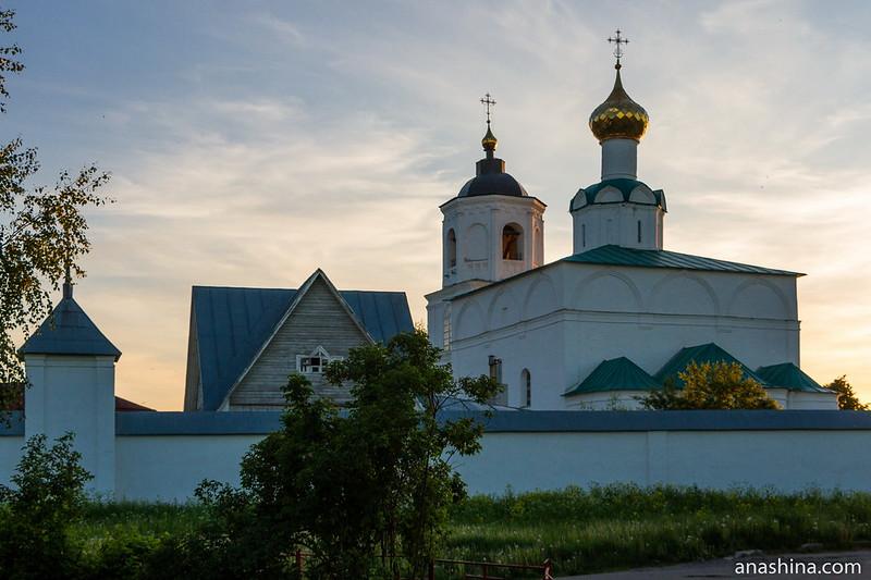 Васильевский монастырь, Суздаль
