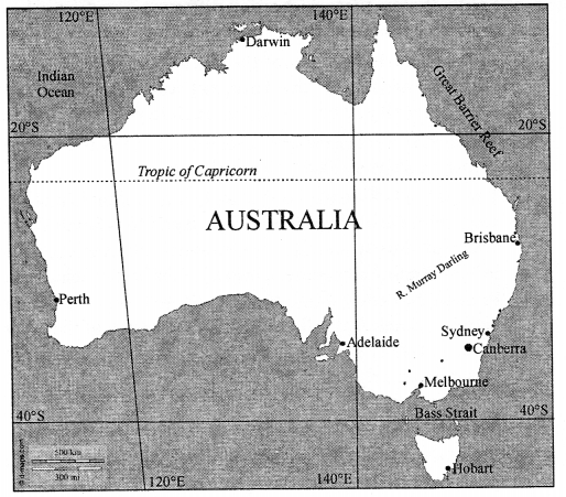 ICSE Solutions for Class 7 Geography Voyage - Australia