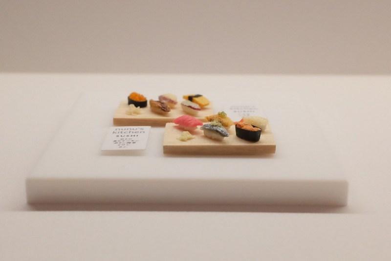 How to make miniature Sushi 11