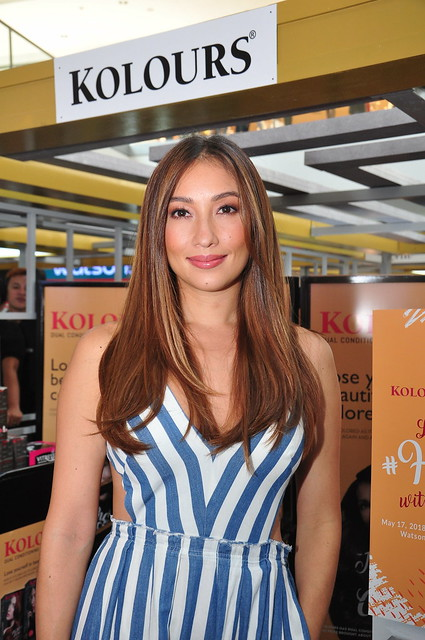 Solenn Heussaff for Kolours 1