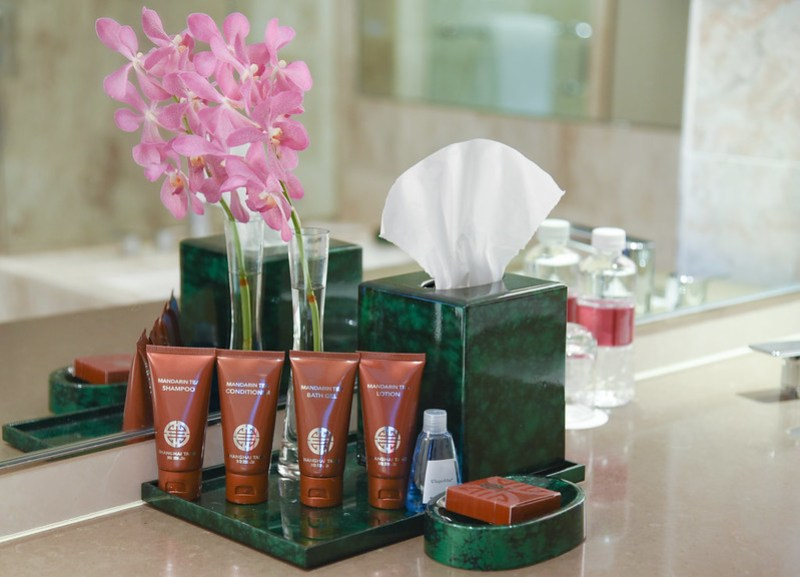 shanghai tang toiletries at conrad centennial singapore