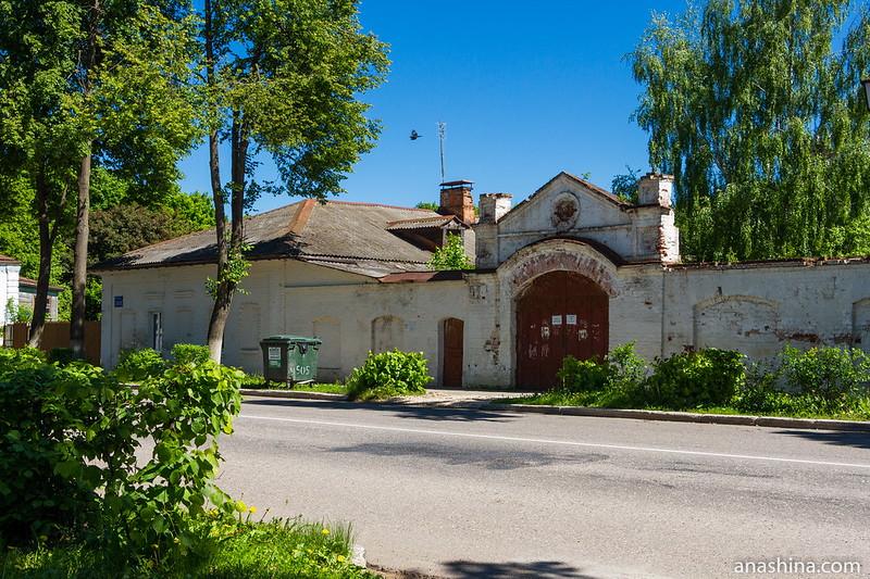 Жилой дом купца Шишкина, Суздаль