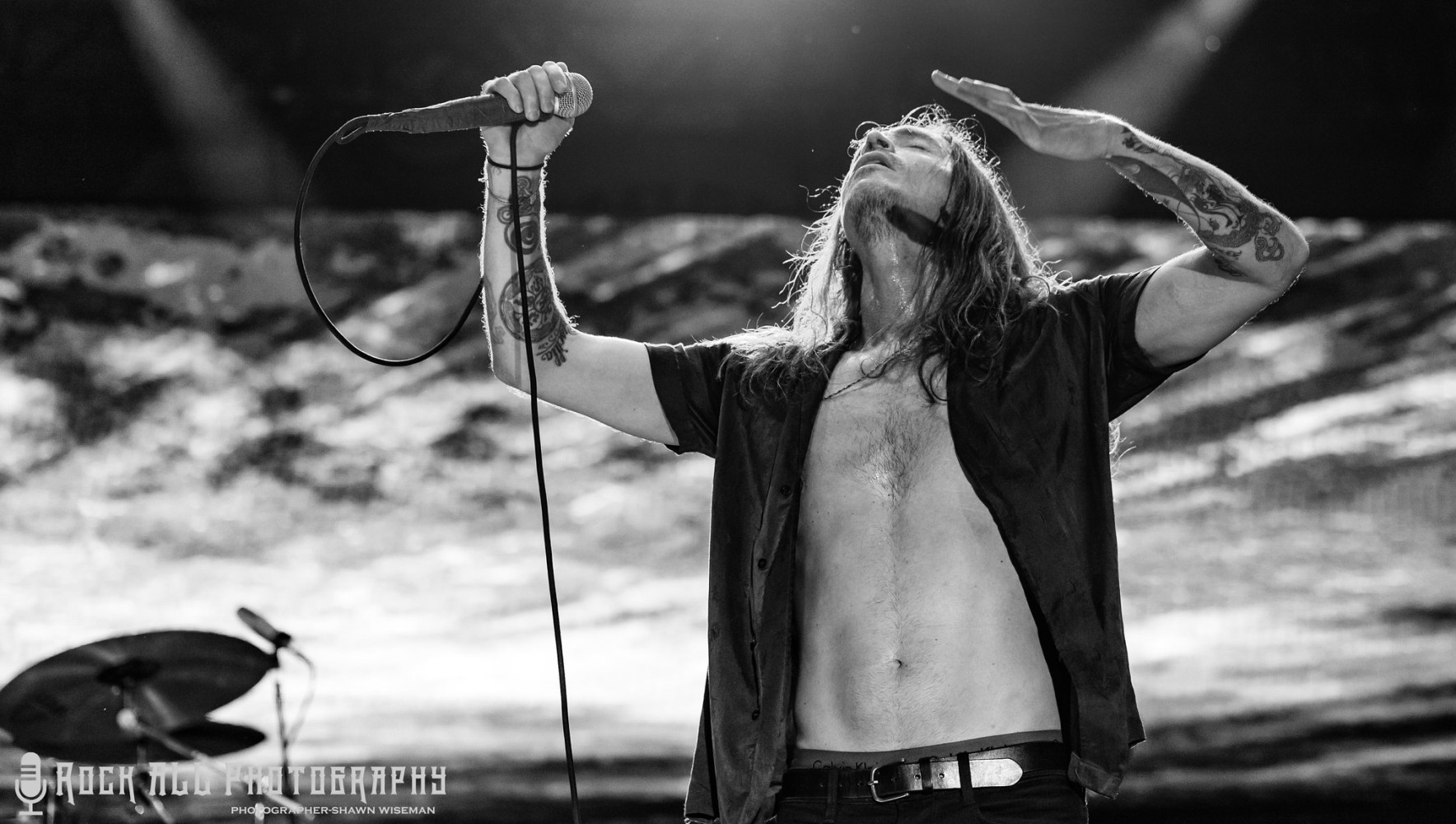 INCUBUS - Bunbury Music Festival 2018 - 6/2/18 - Cincinnati Ohio