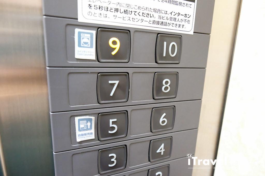 福岡博多站前SUNLINE飯店 Hotel Sunline Fukuoka Hakata-Ekimae (12)