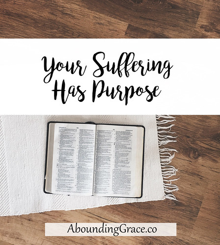 Your Suffering Has Purpose