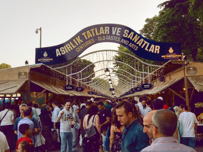 3) Ramazan Market