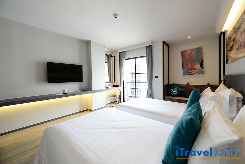 素坤逸路X2活力飯店 X2 Vibe Bangkok Sukhumvit (1)