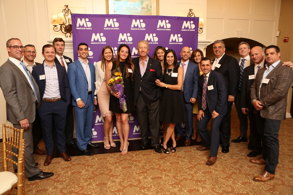 March of Dimes North Central New Jersey's annual Real Estate Award Reception