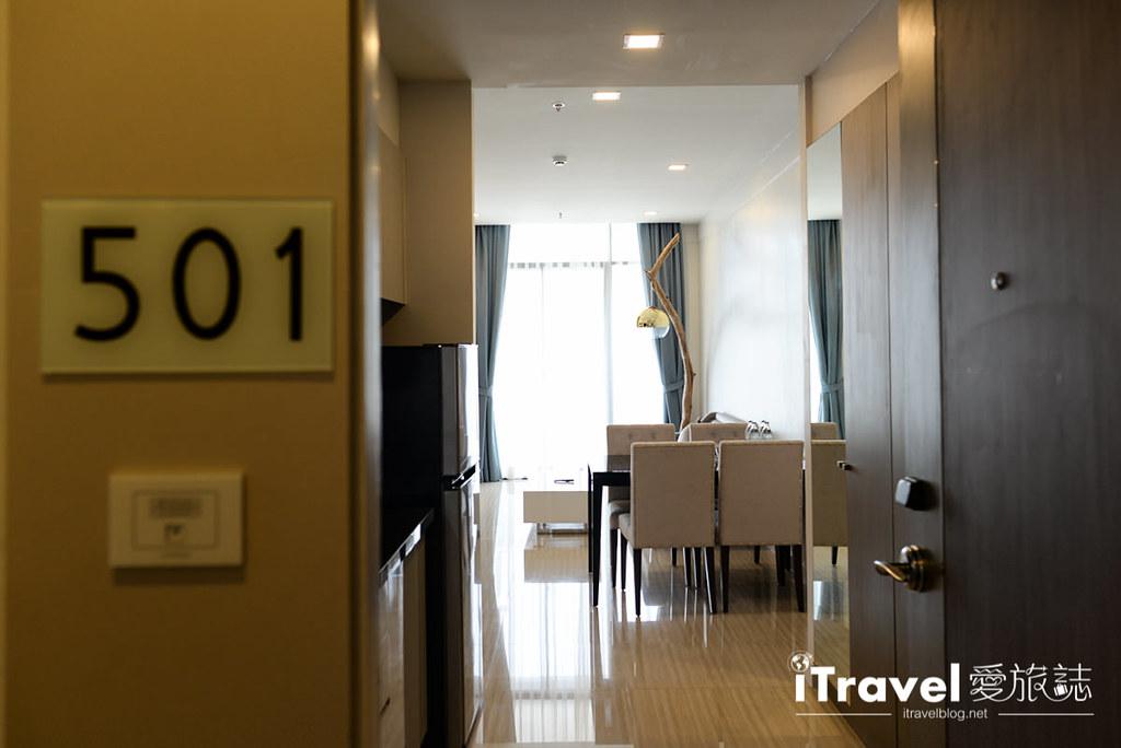 曼谷阿斯普拉39號飯店 Aspira Parc 39 (9)