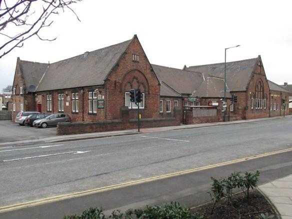 Guisborough Board School 1878