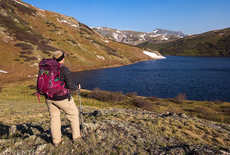 Leaving Verde Lake