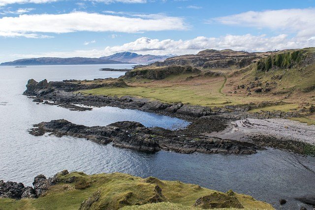 Isle of Kerrera Tea Garden