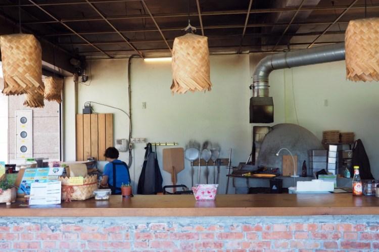 宜蘭美食 擀麵、柴燒、窯烤老闆一手搞定!用味道決勝負的小麥香窯烤披薩   老爹柴燒披薩