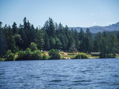 Paddling Lake Padden-033