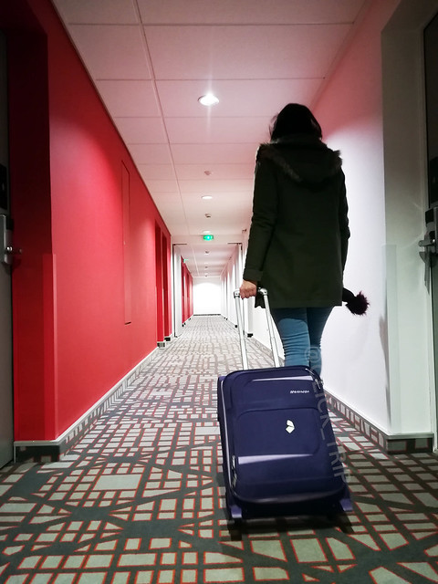 Pasillos del Colmar Hotel · Descubre Colmar en Navidad · Hoteles en Colmar · Alsacia · Francia · Click_Trip ·