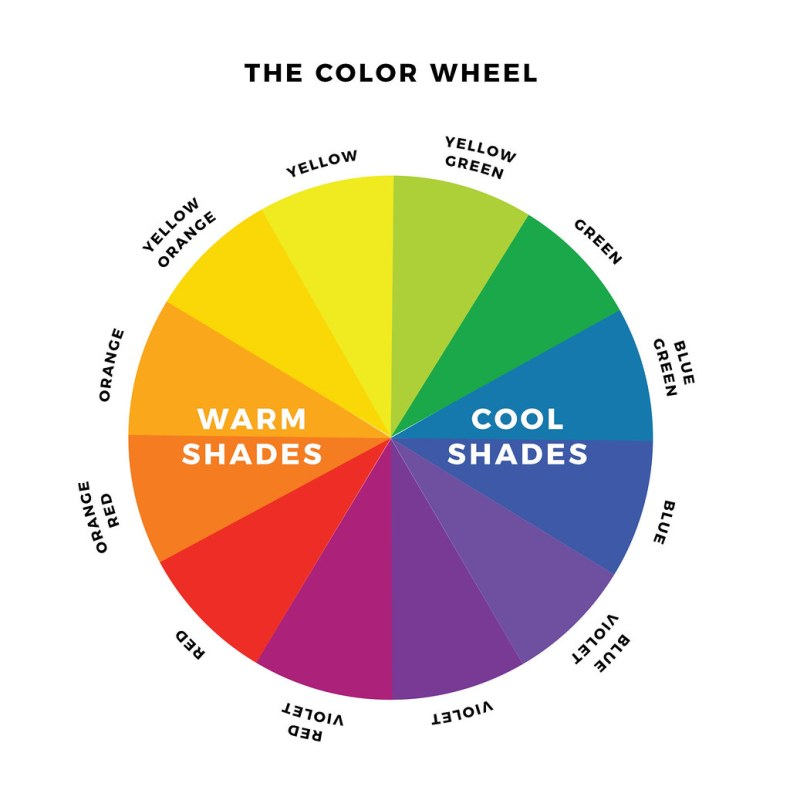 color wheele