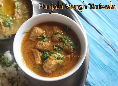 Punjabi Murgh Tariwala1